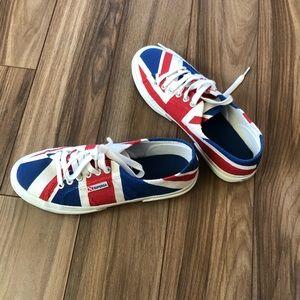 Superga 2750 Cotu Womens Canvas Shoes UK Size 3-8